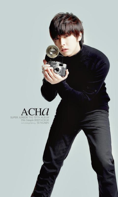Sungmin A-ChA