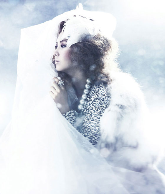 GirlS' Generation- 3rd Album The Boys Teaser Images ... Taeyeon The Boys Concept
